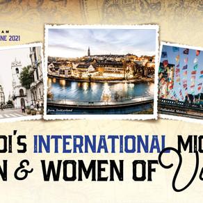 LOGOI's International Mighty Men & Women of Valor
