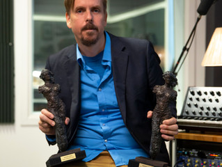 Tore Vagn Lid and Transiteatret receives The Hedda Award x 2