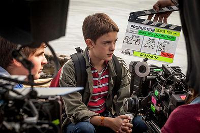 Film Glass Boy 2019 - Co-Produzione con Solaria Film