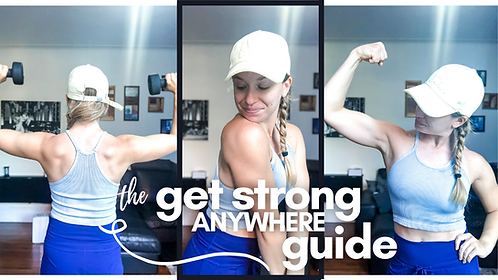 The Get Strong Anywhere Guide