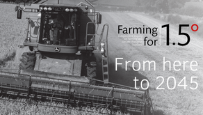 Press release: Consensus on net-zero farming