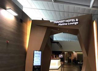 Matina Lounge (ICN Seoul, Korea Airport)