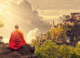 6 STEPS TO IMPROVING YOUR LIFE WITH MEDITATION
