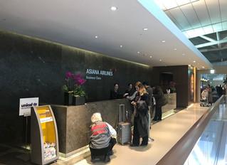 Asiana Airline Lounge (ICN Seoul)