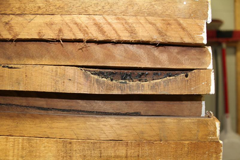 Medieval Walnut - Raw LIft