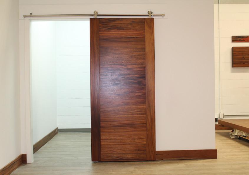 Flat Panel - Barn Door
