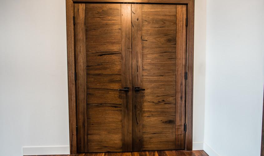 Flat Panel - Double Door