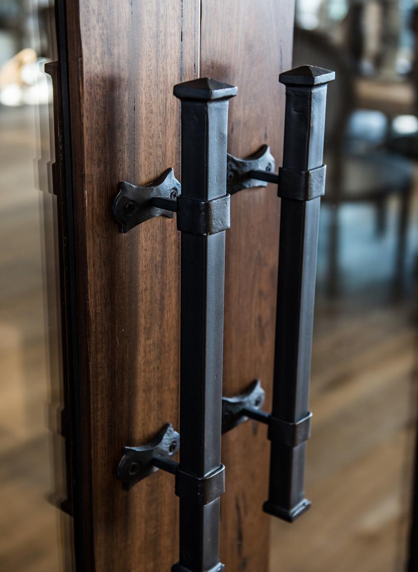 French - Double Door