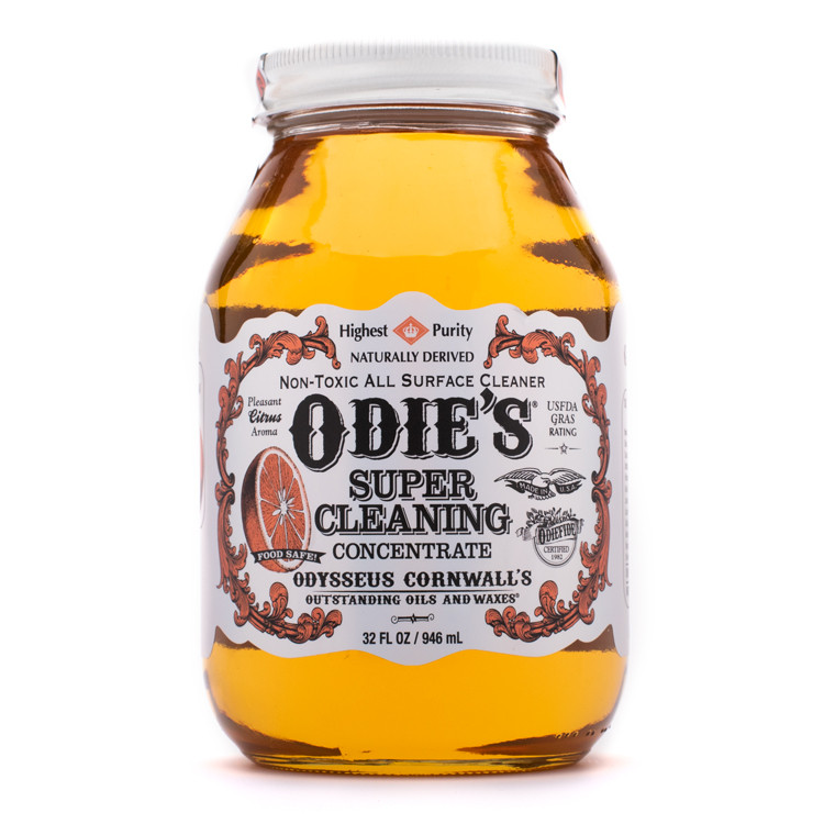 Odie's Super Cleaning Concentrate