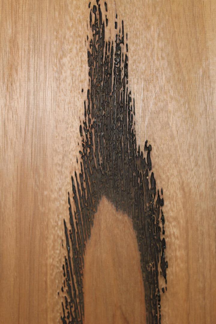 Medieval Walnut - Heavy Distressing