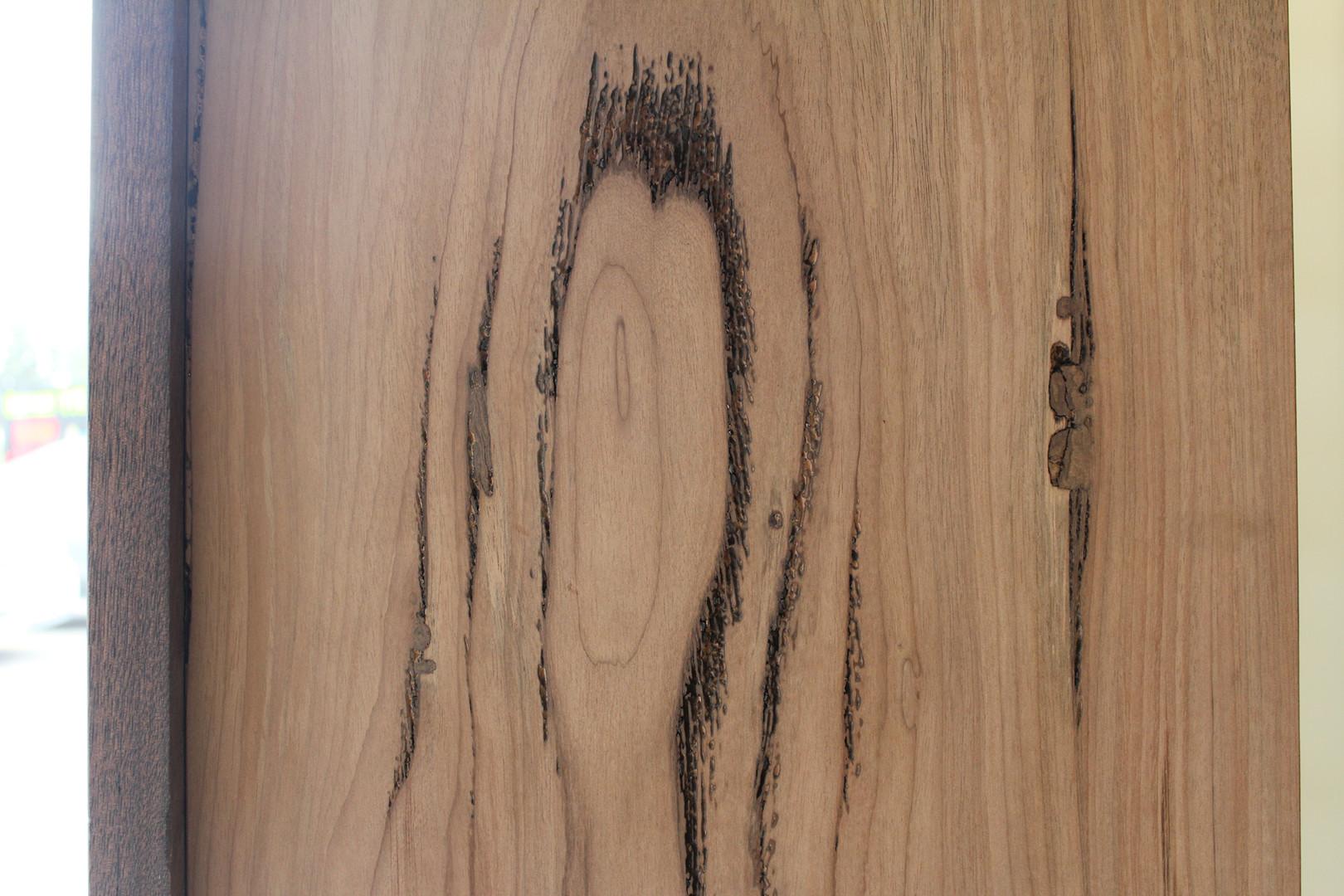 Medieval Walnut - Medium Distressing