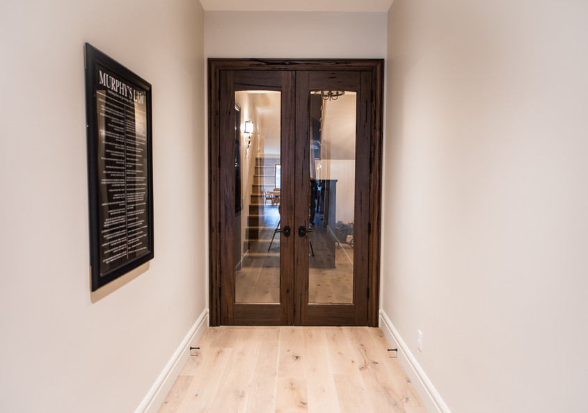 Modern French - Double Door