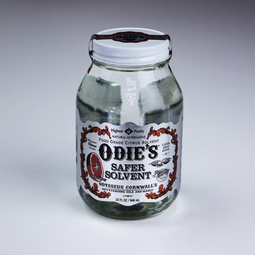 Odie's Safer Solvent