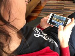 smartphone video course