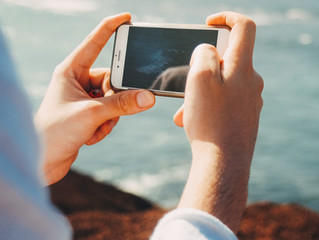 How and why to film high-quality videos on your phone for your business
