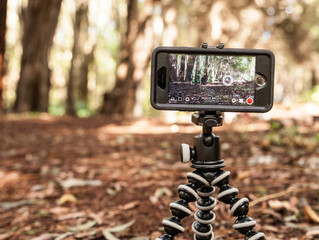 The best tripod for making videos on your phone [VIDEO]