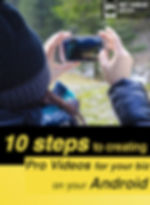 10 steps to create pro videos on your An