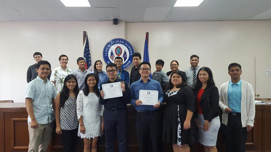 31st GYC with new members