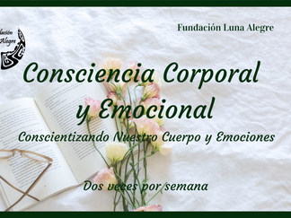 Taller de Consciencia Corporal y Emocional