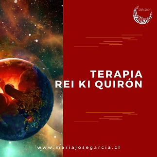 Terapia Rei Ki Quirón
