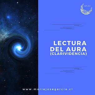 Lectura del Aura y Clarividencia