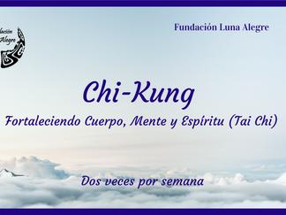 Taller de Chi Kung (Tai Chi)
