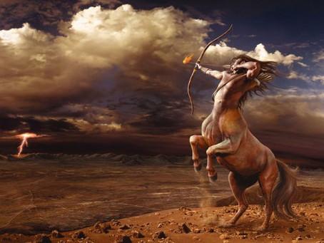 Quirón, un gran maestro (astrología)