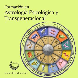 curso astrología