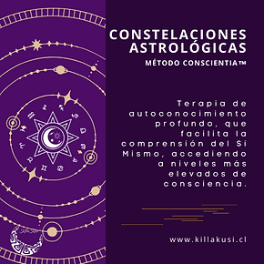 Constelaciones Astrológicas