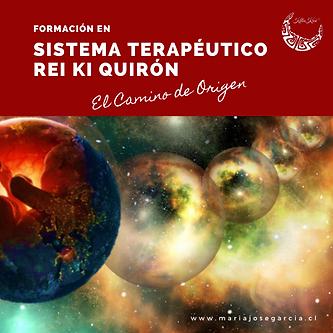 Sistema Terapéutico Rei Ki Quirón