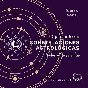 Diplomado Constelaciones Astrológicas