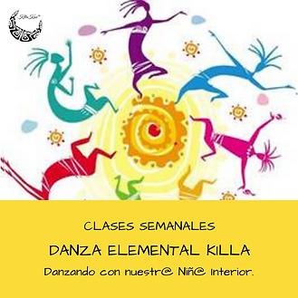 Danza Elemental Killa