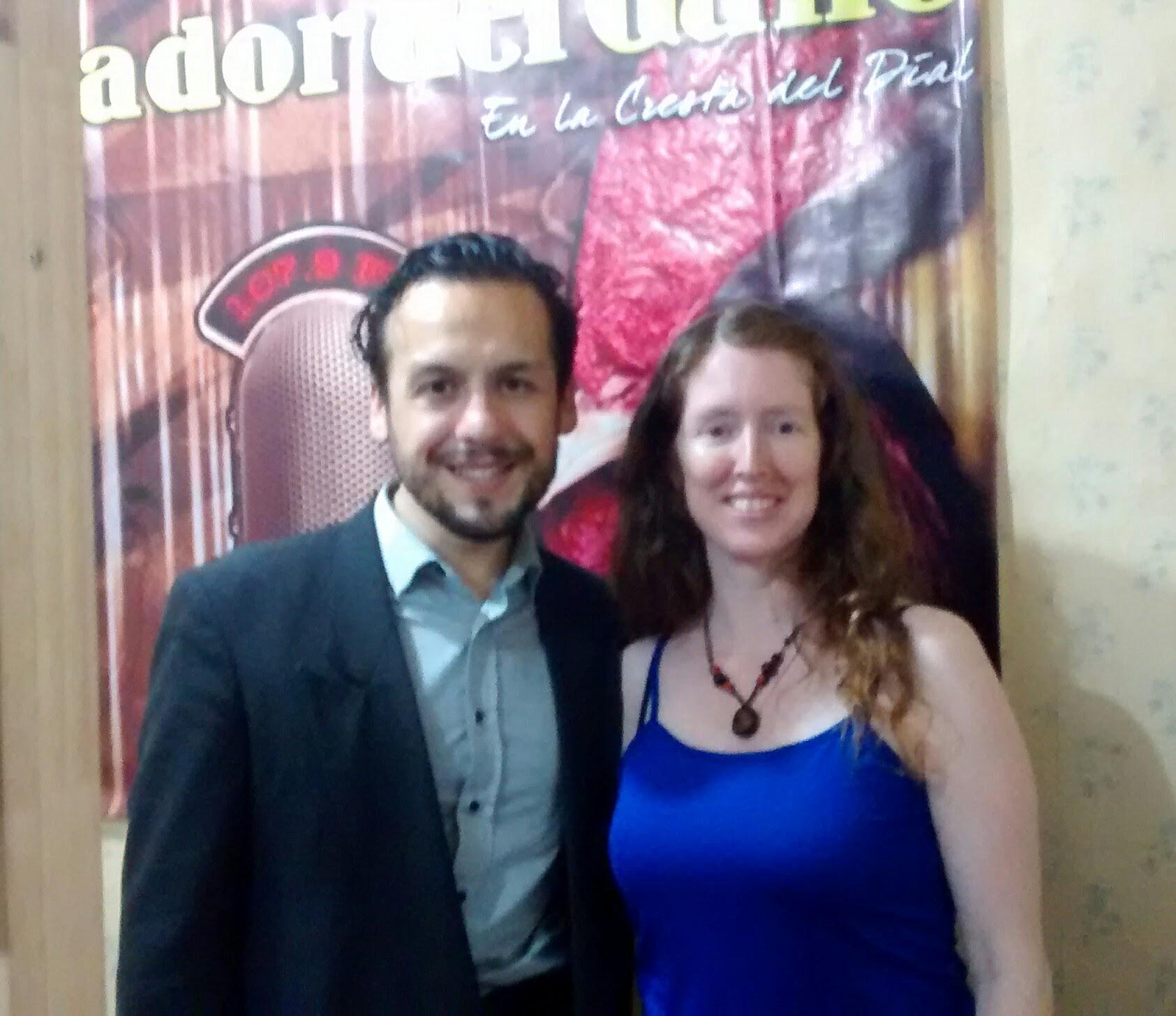 Entrevista a Jorge Flores