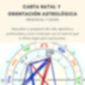 Carta Natal - Astrología