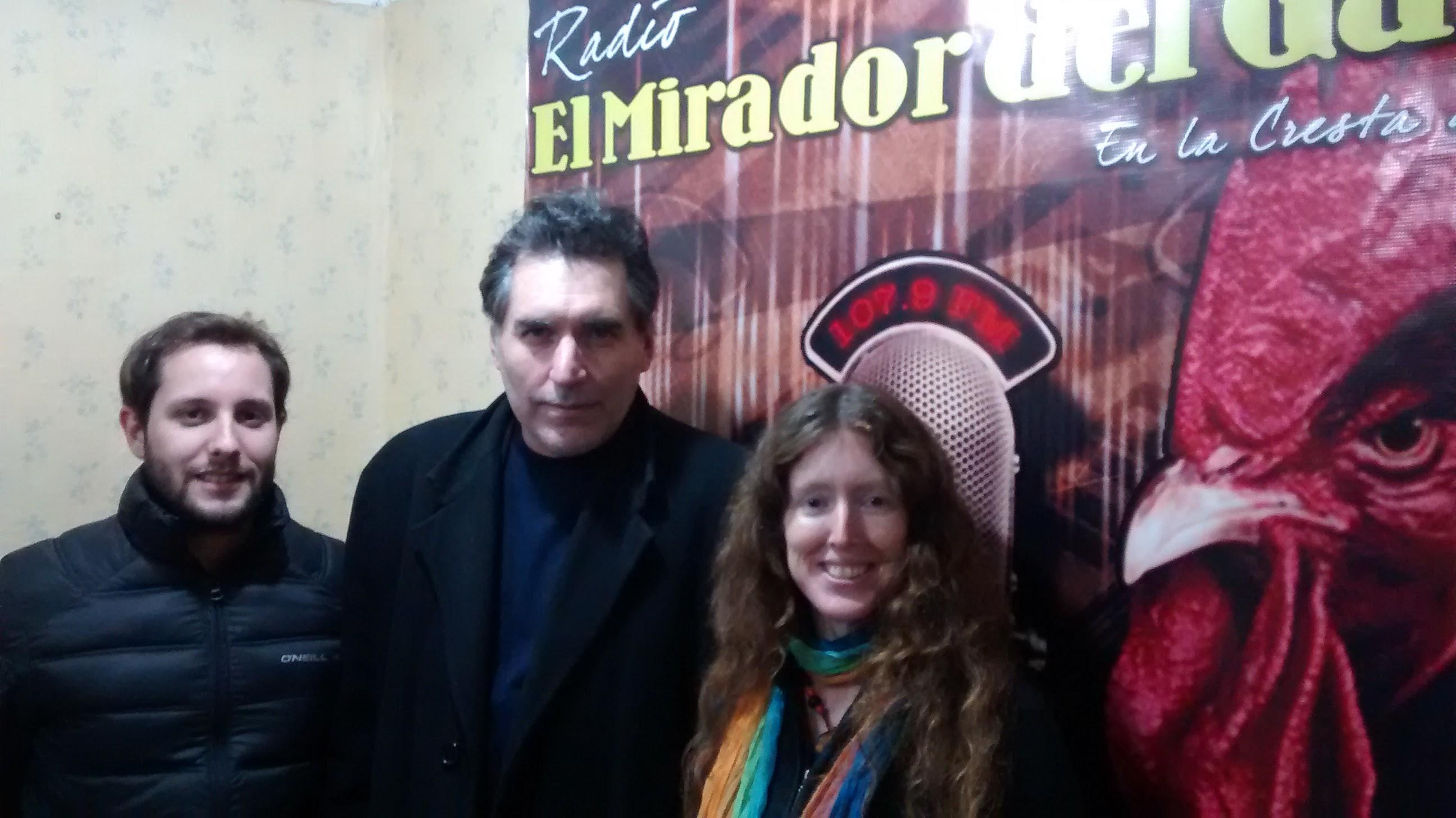 Entrevista a Nolberto Salinas