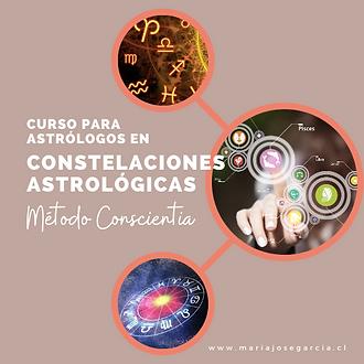 Constelaciones Astrológicas - Método Con