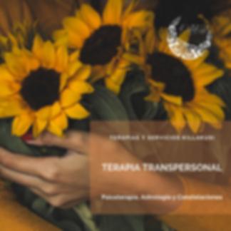 Terapia Transpersonal