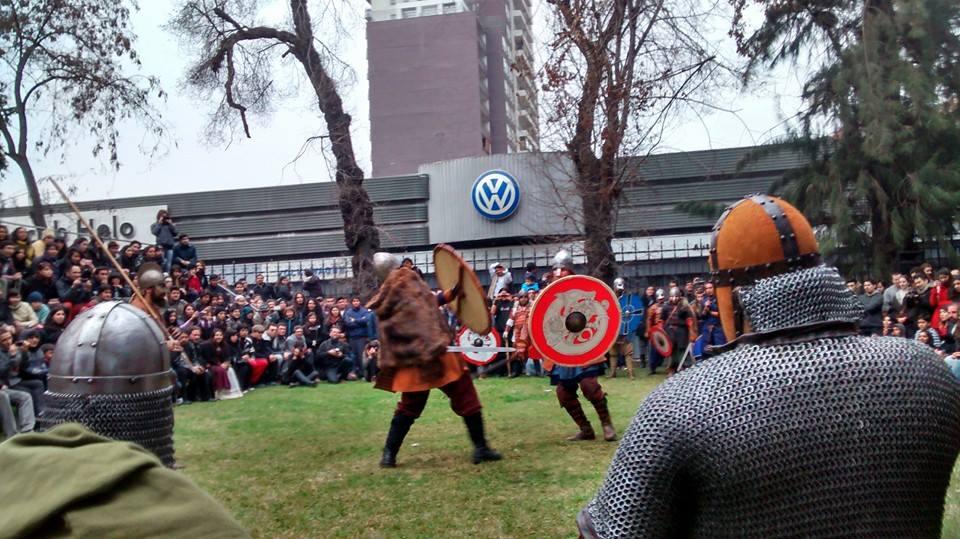 Evento medieval