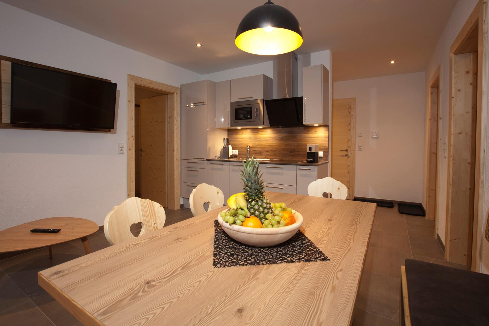 Palazi Apart & Spa - Einrichtung Ferienwohnung