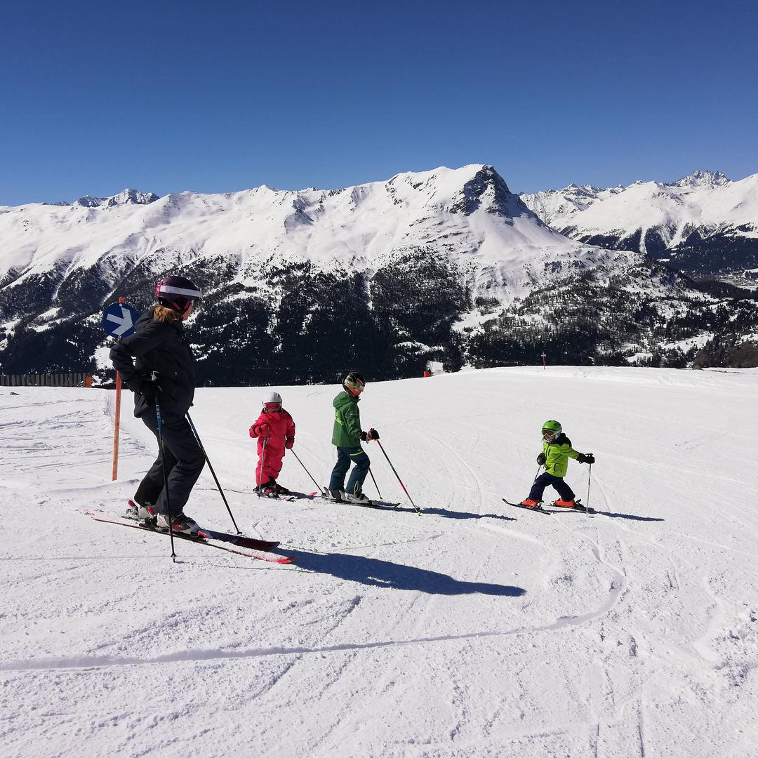 Alte Muehle Nauders - Skigebiet Nauders