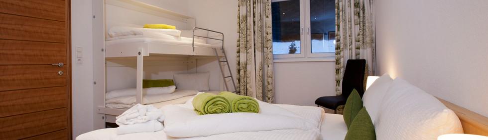 Alte Muehle Nauders Apart Waldgefluester Detailansicht Schlafzimmer