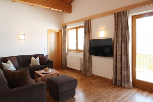 Wohnzimmer Apart Dorfblick