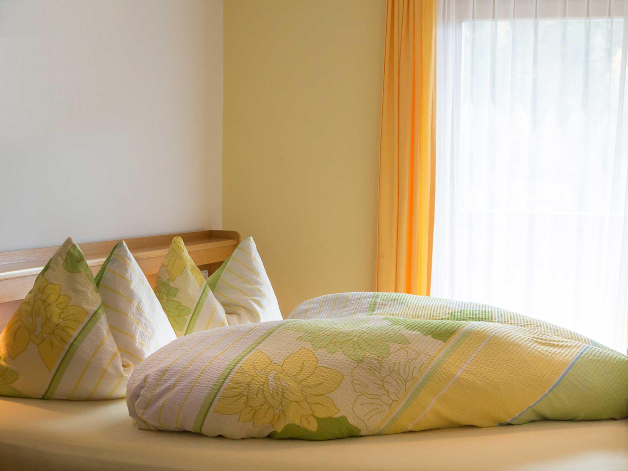 Hotelzimmer Alpenfriede