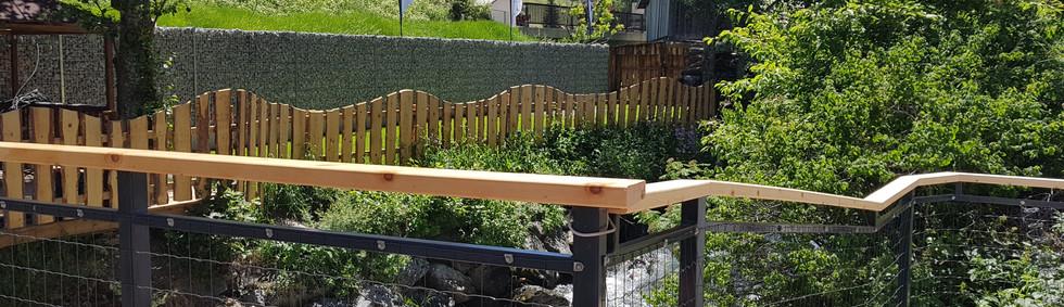 Alte Muehle Nauders Wellnessbereich Gartenanlage