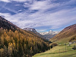 Ausblick Hotel Gastho Alpenfriede / Foto by © Yvonn Klinec