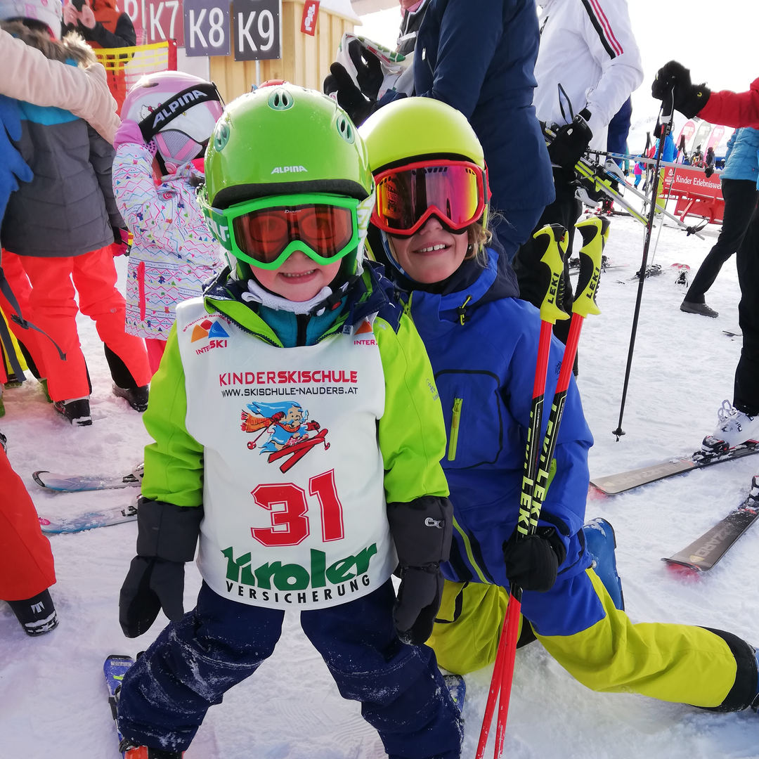 Alte Muehle Nauders - Kinder Skigebiet