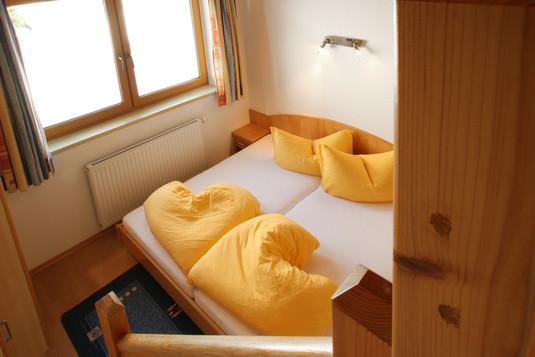 Schlafzimmer Apart Dorfblick