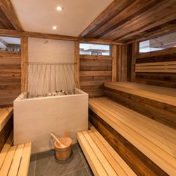 Alte Muehle Nauders - Wellnessbereich - Sauna