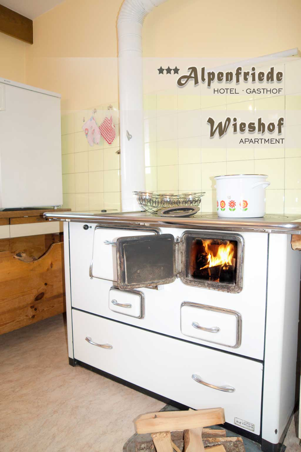 Wieshof Küche