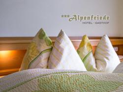 Zimmer Hotel Alpenfriede 5